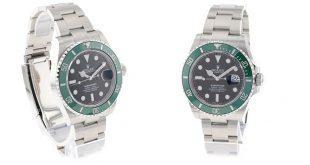 Rolex Hulk Uhr