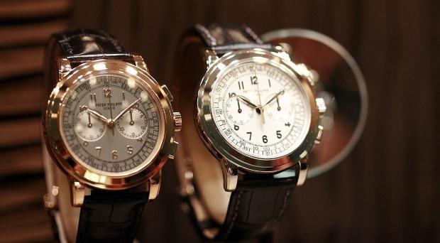 Patek Philippe & Co. Armbanduhren - Dachbodenfund: Alte Uhren