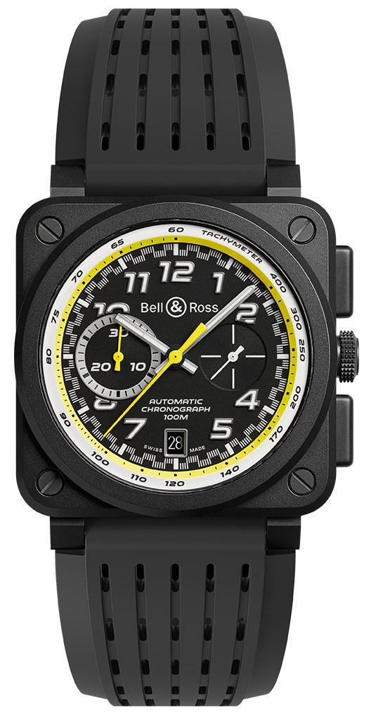 Bell & Ross BR 03-94 R.S.20 - Sport Chronographen