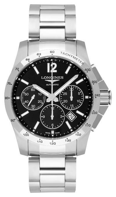 Longines Conquest Automatic Chronograph 41mm - Sport Chronographen