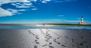 Wattenmeer - Inspiration für die Oris Dat Watt