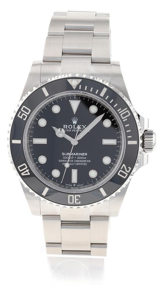 Rolex Submariner 02/2021