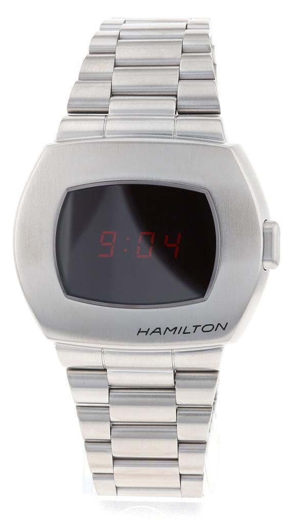 Hamilton American Classic PSR Digital Quartz - Verschiedene Uhrentypen