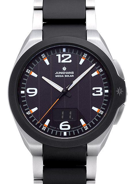Junghans Kollektion Spektrum - Verschiedene Uhrentypen