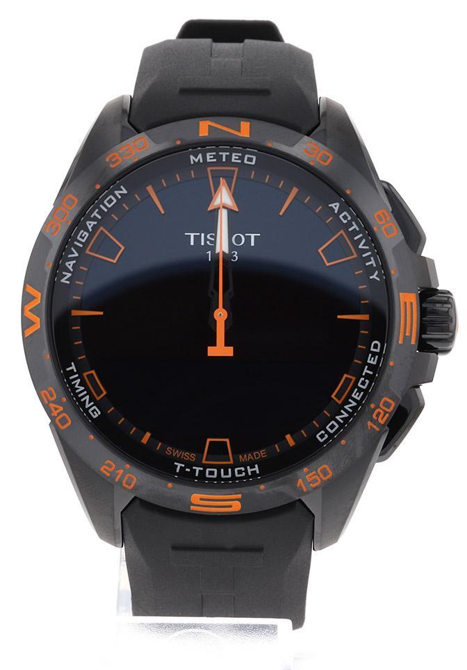 Tissot T-Touch Connect Solar - Verschiedene Uhrentypen