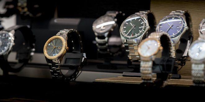 Luxusuhren Display - Watches & Wonders 2022