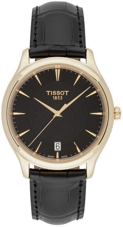 Tissot T-Gold Fascination 18K Gold
