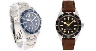 Tudor Black Bay 58 Armbanduhr