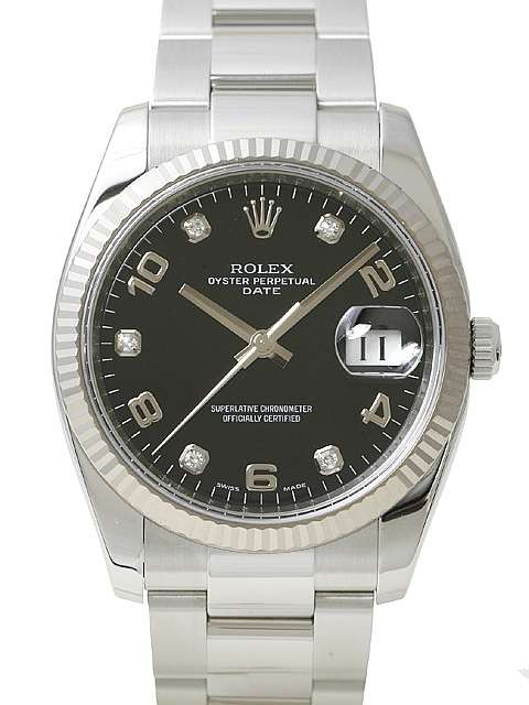 Damenuhren rolex schwarz  Rolex Uhren kaufen | Alle Modelle im Überblick