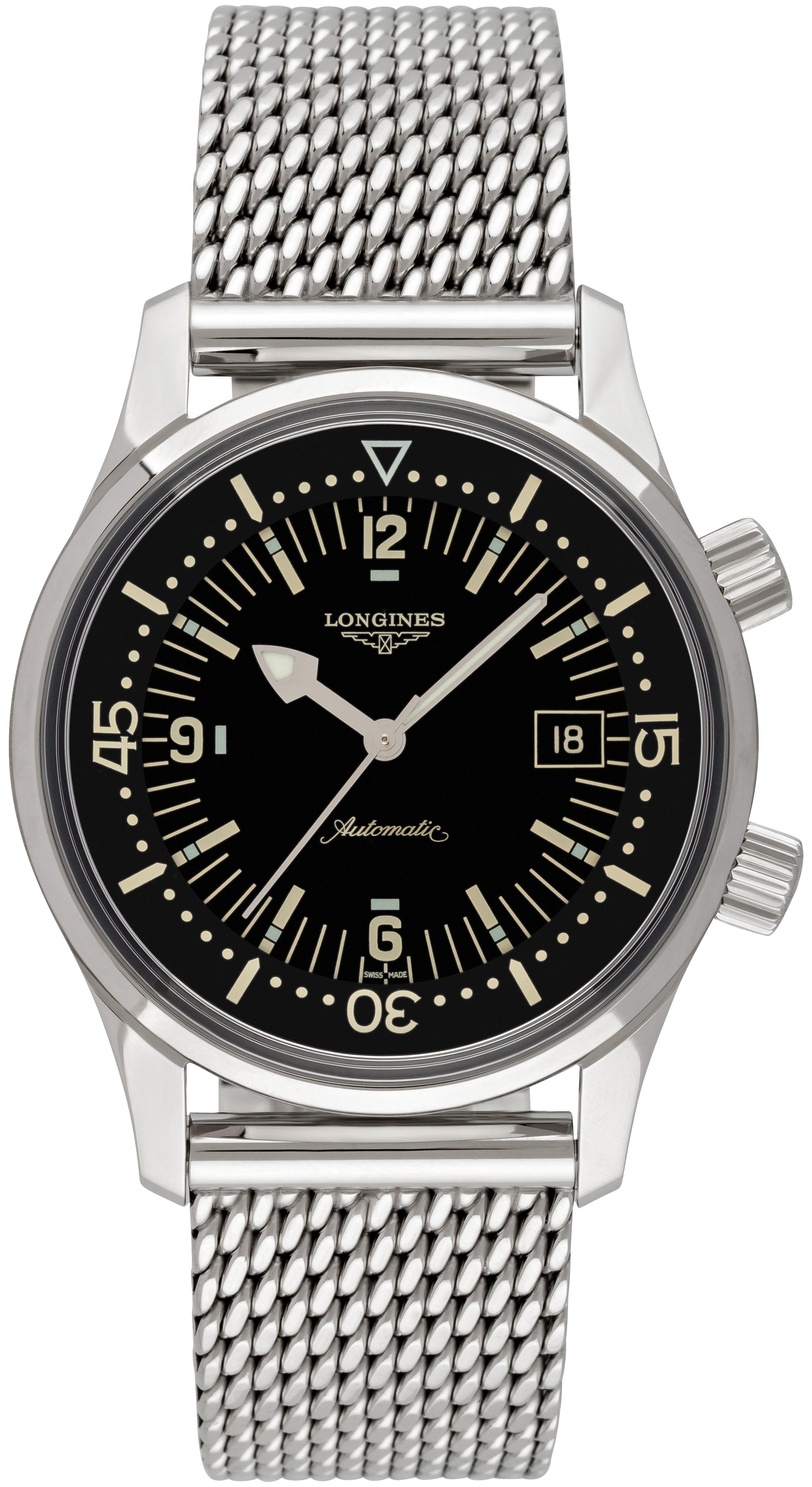 Longines Heritage Legend Diver Automatic 42mm L3 674 4 50 6