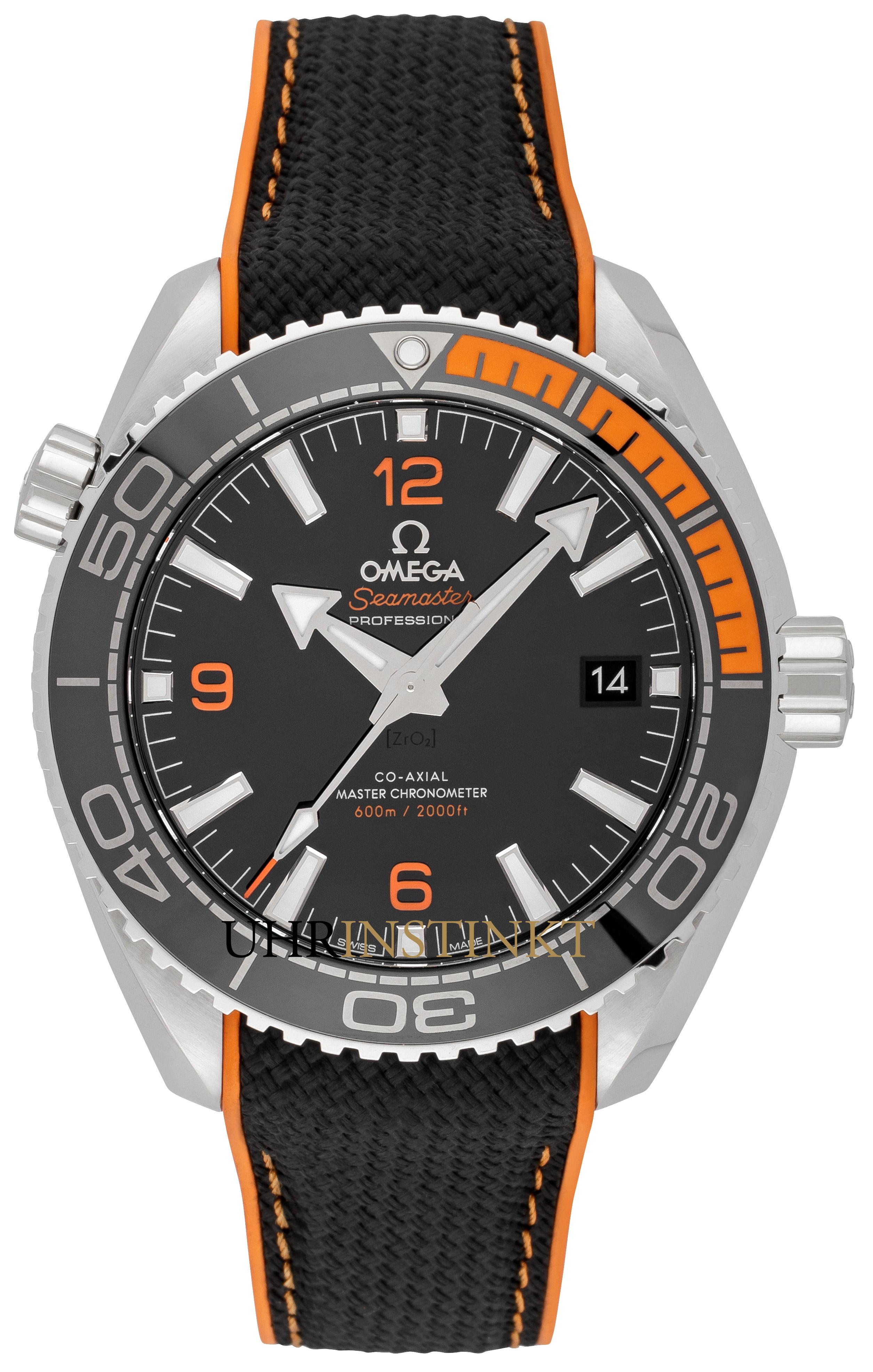 Omega Seamaster Planet Ocean 215 32 44 21 01 001