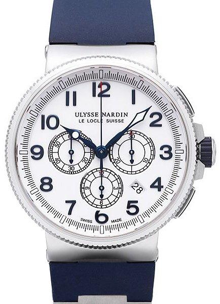 Ulysse Nardin Marine Manufacture Chronograph