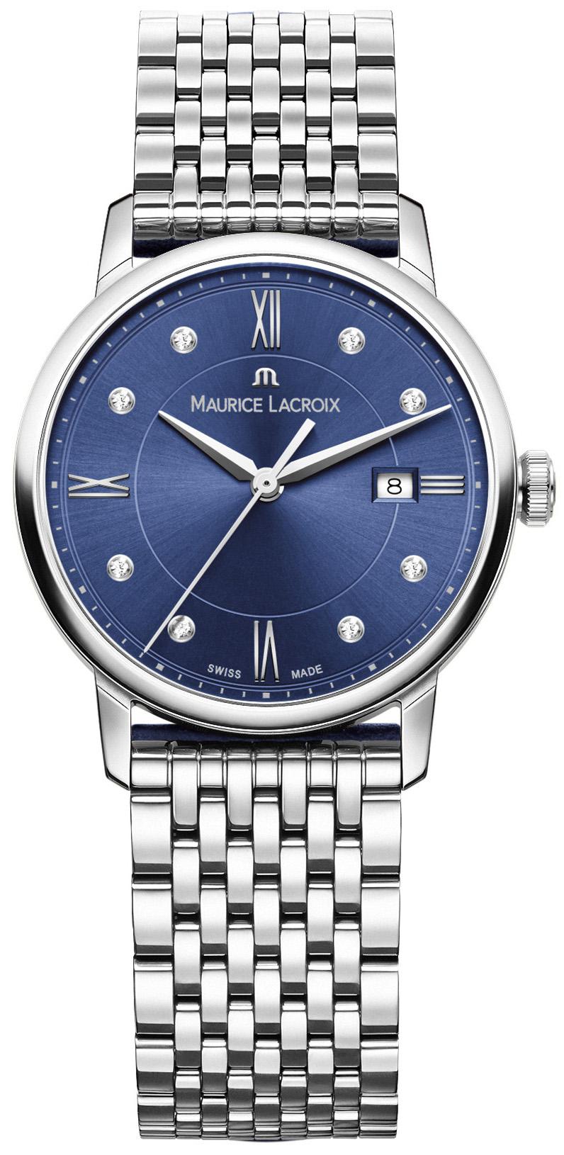 Eliros Date Eliros Maurice Lacroix Ladies Lacroix Maurice Date Nnw8m0