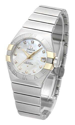 Omega Constellation Brushed Chronometer
