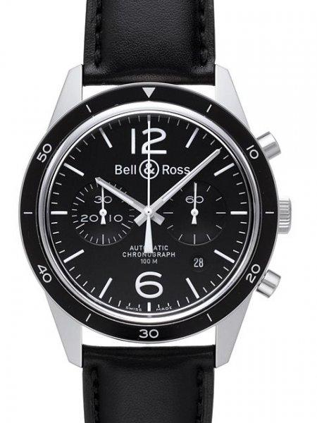 Bell & Ross BR 126 Sport Black Bezel