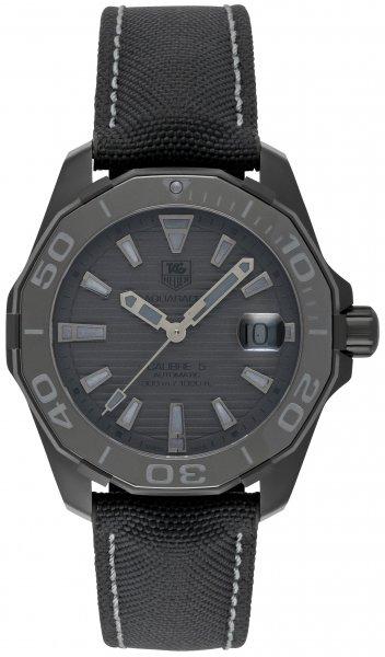 Tag Heuer Aquaracer Calibre 5 Automatik 41mm Black Phantom Limited Edition