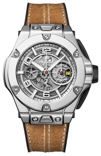 Hublot Big Bang Ferrari 1000 Gp White Gold 402 Wx 0112 Vr Uhrinstinkt
