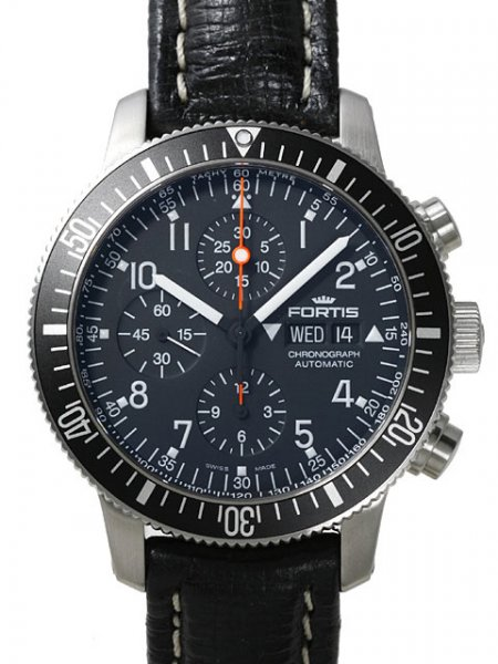 Fortis B-42 Official Cosmonauts Chronograph
