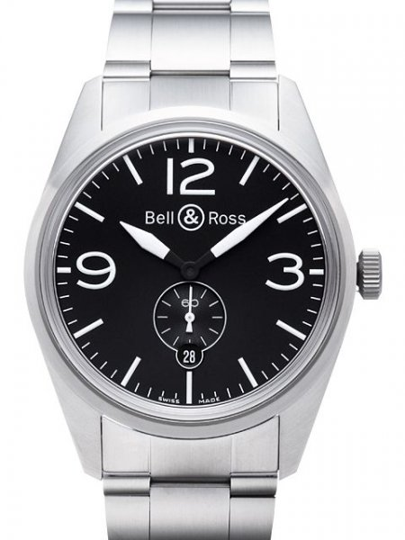 Bell & Ross BR 123 Original Black