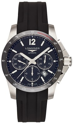Longines Conquest Gents Automatik Chronograph