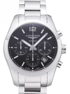 Longines Conquest Classic Chronograph Gents