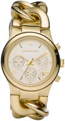 Michael Kors Chronograph Runway Twist