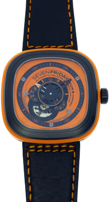 Sevenfriday P1 Industrial Essence Orange