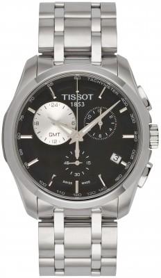 Tissot T-Trend Couturier Quarz GMT