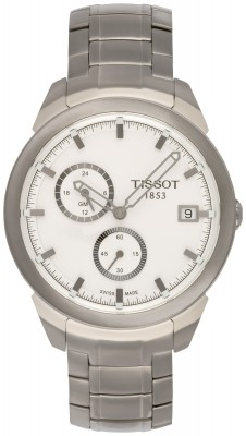 Tissot T-Sport Titanium GMT