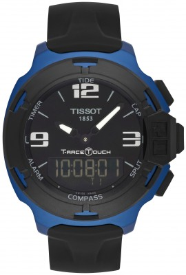 Tissot Touch Collection T-Race Touch Aluminium