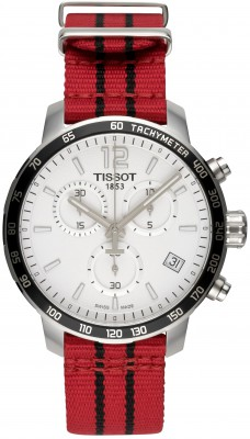 Tissot T-Sport Quickster Chronograph NBA Chicago Bulls Special Edition