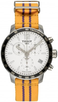Tissot T-Sport Quickster Chronograph Los Angeles Lakers Special Edition