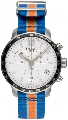 Tissot T-Sport Quickster Chronograph New York Knicks Special Edition