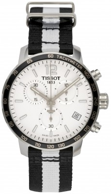 Tissot T-Sport Quickster Chronograph Brooklyn Nets Special Edition
