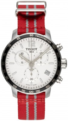 Tissot T-Sport Quickster Chronograph Houston Rockets Special Edition