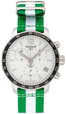 Tissot T-Sport Quickster Chronograph NBA Boston Celtis Special Edition