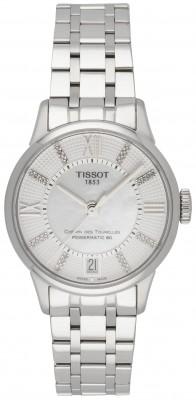 Tissot T-Classic Chemin des Tourelles Automatic Lady