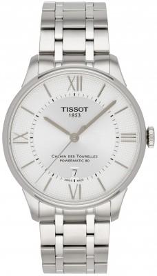 Tissot T-Classic Chemin des Tourelles Powermatic 80