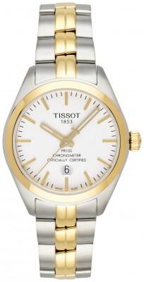 Tissot T-Classic PR 100 Quarz COSC Lady