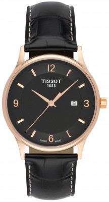 Tissot T-Gold Rose Dream Gents Quarz