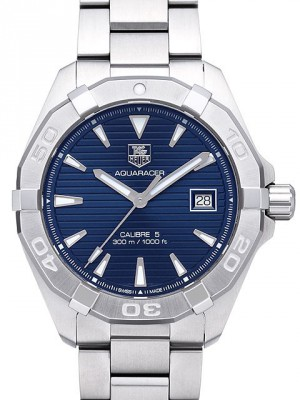 Tag Heuer Aquaracer Calibre 5 Automatik 40,5mm
