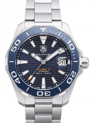 Tag Heuer Aquaracer Calibre 5 Automatik 41mm