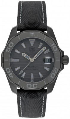 Tag Heuer Aquaracer Calibre 5 Automatik 41mm Black Phantom Limited Edition