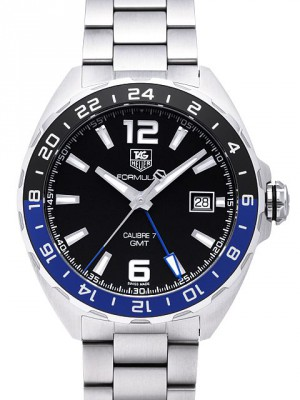 Tag Heuer Formula 1 Calibre 7 GMT Automatik 41mm