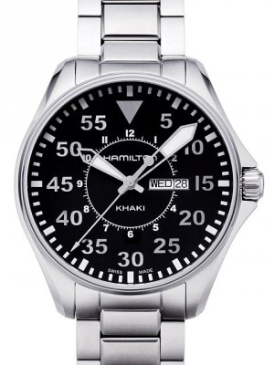 Hamilton Khaki Aviation Pilot 42mm