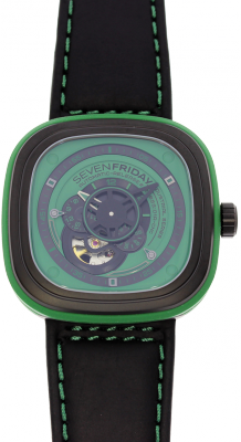 Sevenfriday P1 Industrial Essence Green