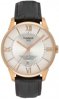 Tissot T-Classic Chemin des Tourelles Automatic Chronometer