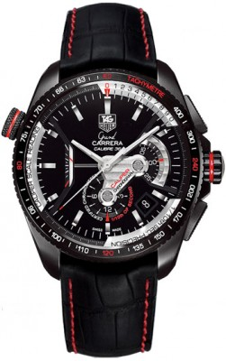 Tag Heuer Grand Carrera Automatik Chronograph