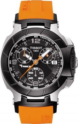 Tissot T-Sport T-Race Chronograph Lady